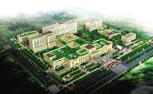 东莞市塘厦医院新院